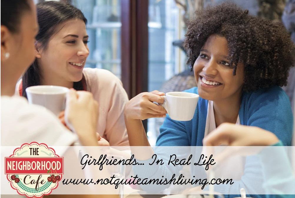 Girlfriends… In Real Life