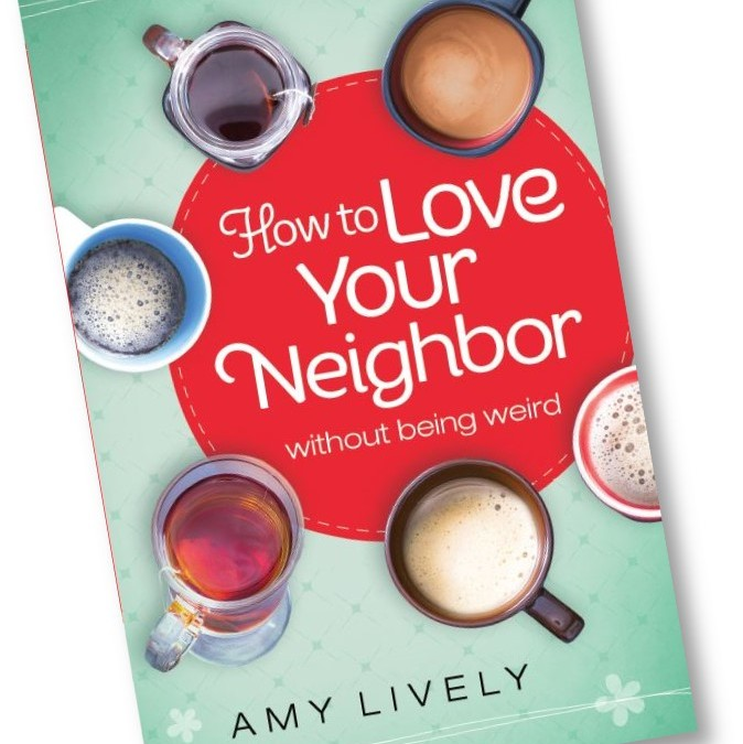 Launch Team for How to Love Your Neighbor Without Being Weird