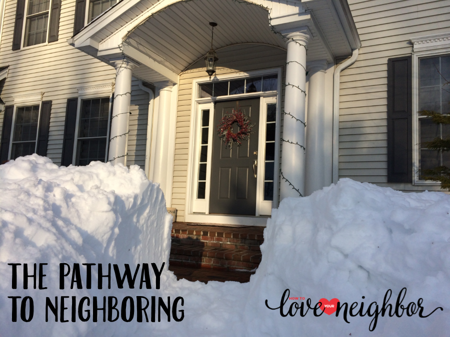 The Pathway to Neighboring