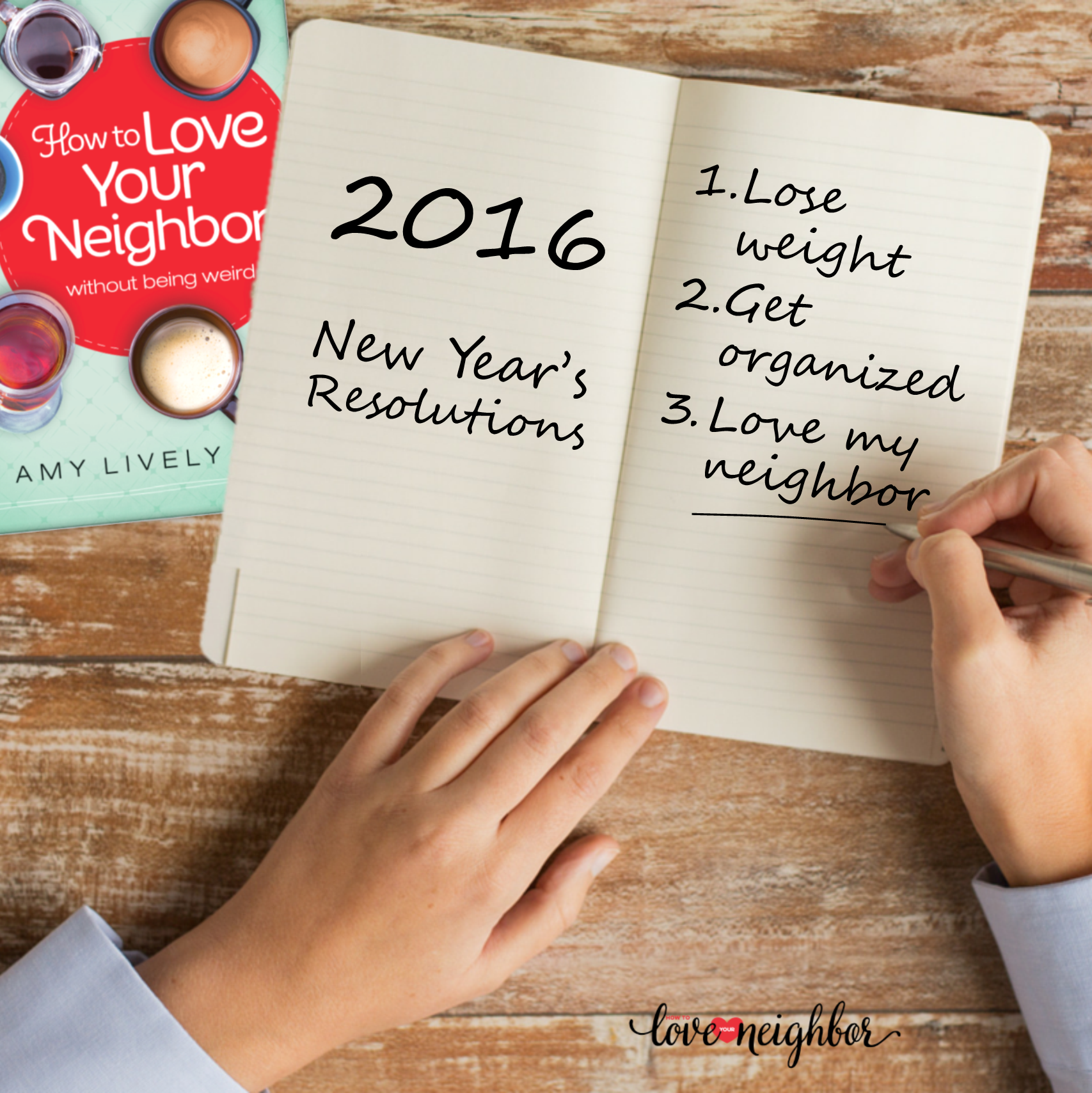 Small group guides how to love your neighbor