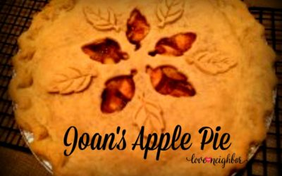 Joan's Apple and Pear Pies