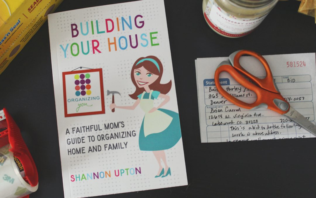 Books that Build Relationships: Building Your House