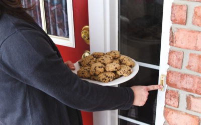 Are You A Part of the Neighborhood Welcoming Committee?